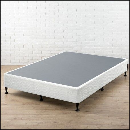 Double Mattress And Box Spring For