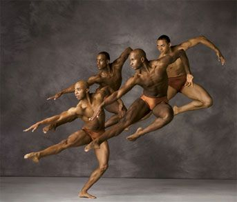 Alvin Ailey Dance Company. one of my favourites.