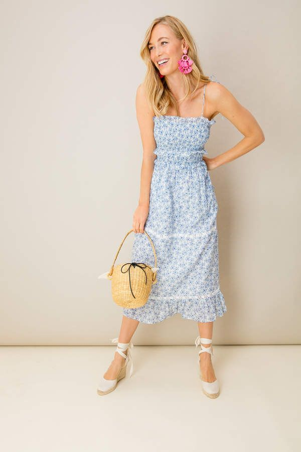 Muun Cotton Lou Straw Bag In 2019 Products Dresses