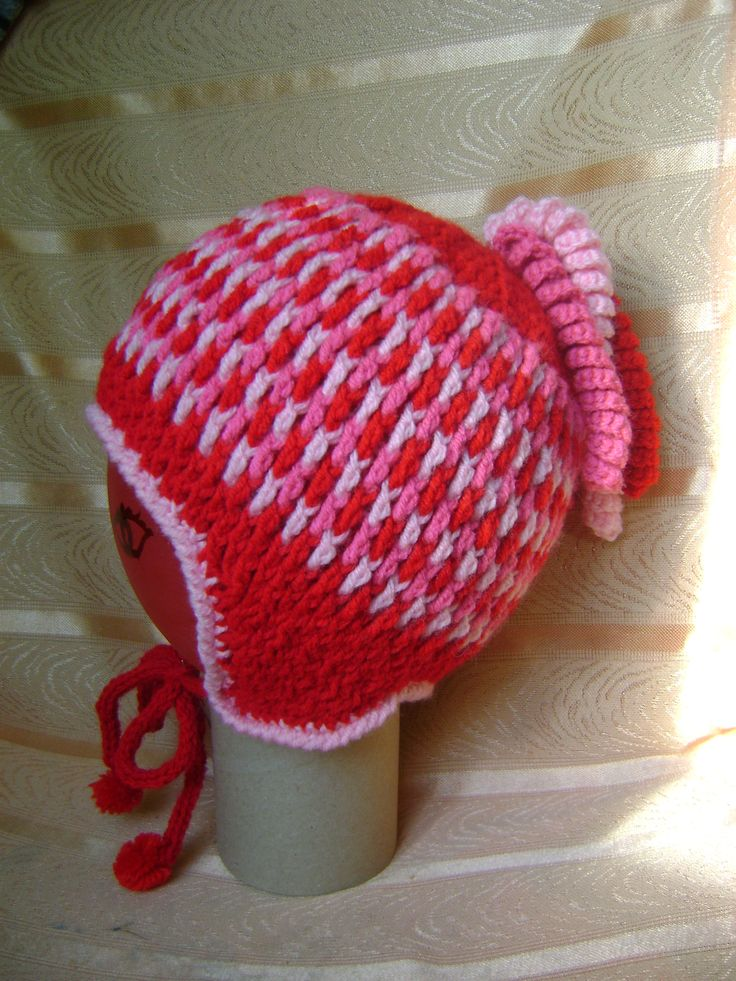 gruba zimowa czapka