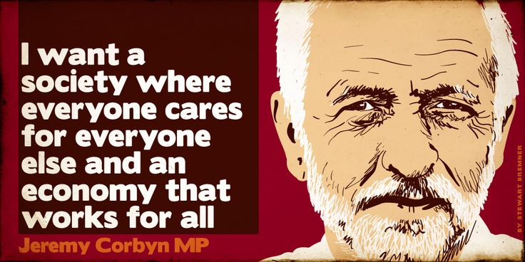 Jeremy Corbyn, the new Labour Party leader in Britain