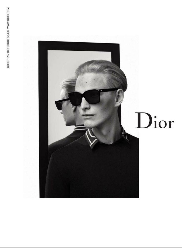 Dior Homme Eyewear 2013