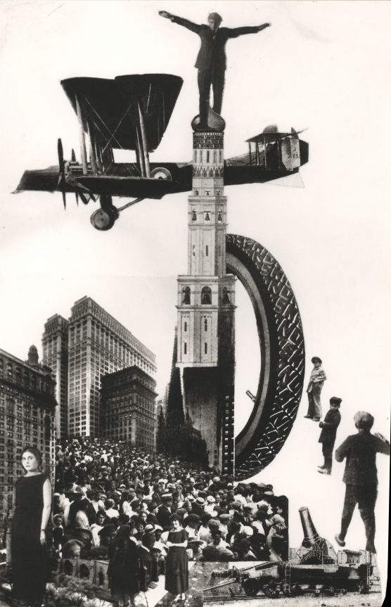 'About that', art print by Alexander Rodchenko