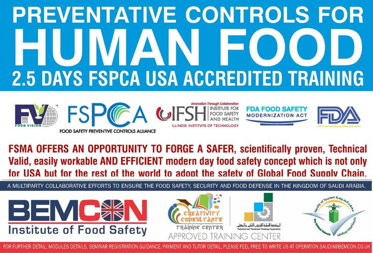 Pin by Yaser Nazir on HARPC Course Food safety, Human