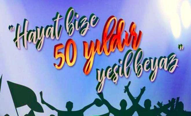 Giresunspor'dan, 50. Yıl Yürüyüşüne Davet