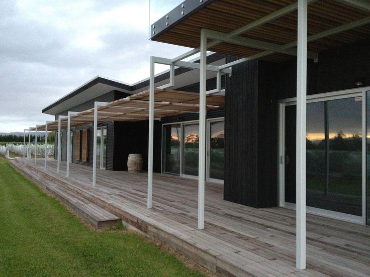 Victoria Read Architecture - vineyard house