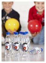 Bowlingkalas - Dansukker http://www.dansukker.se/se/inspiration/barnkalas/bowlingkalas/pyssel-och-lekar.aspx #lekar #barnkalas #bowling #inspiration
