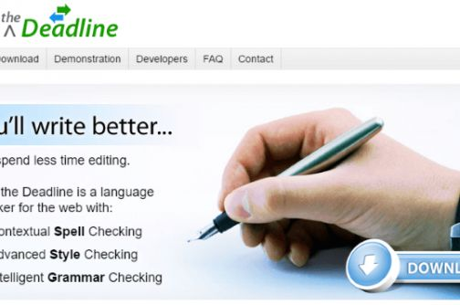 After the Deadline – Spell, Style, and Grammar Checker