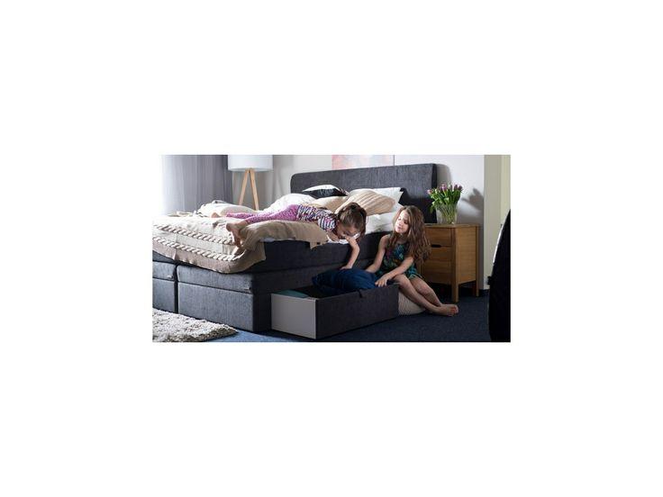 Łóżko kontynentalne - komfort i wygoda