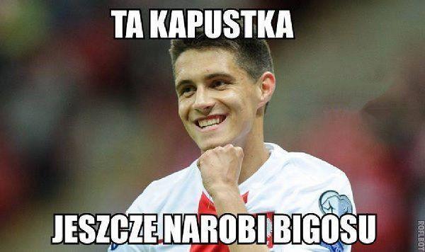 Memy piłkarskie po meczu Polska Irlandia Północna • Bartosz Kapustka jeszcze…