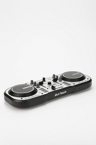 DJ For All USB DJ Controller - Urban Outfitters