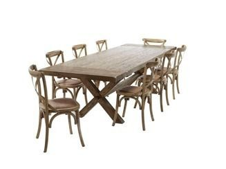 Bordeaux Dining Table | FurnitureExchange. From dare furniture
