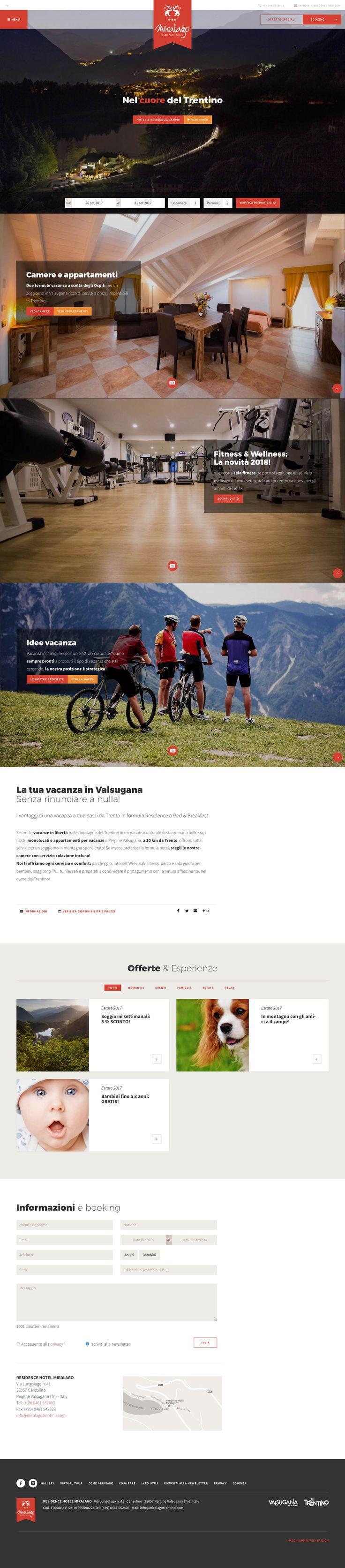 #miralagotrentino www.miralagotrentino.com #kumbe #portfolio #web #webdesign #website #relax #hotel #miralago #camere #residence #appartamenti #fitness #wellness #salameeting #outdoor #bike #mountain #ski #natura #arte #cultura #lago #vino #wine #valsugana #canzolino #trentino