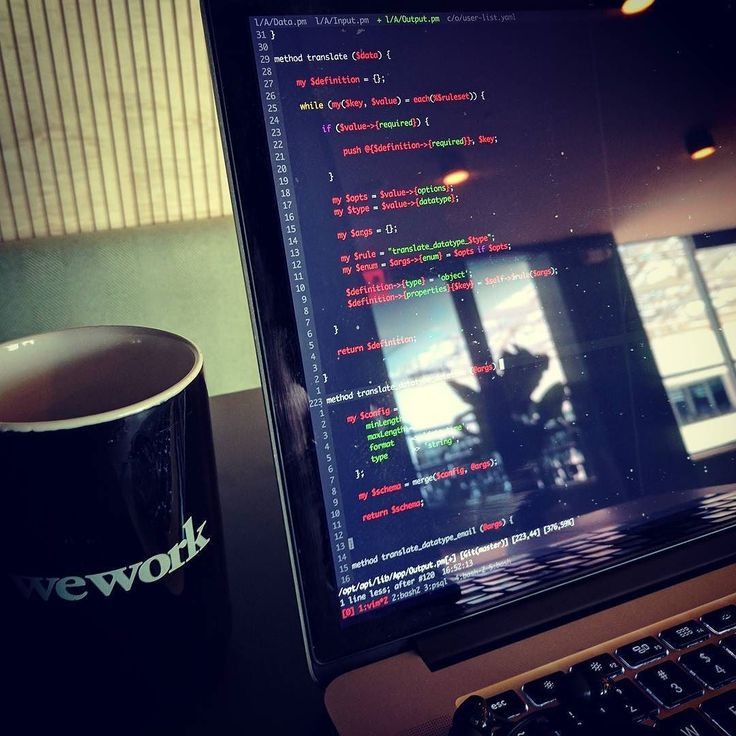 1pm. Dynamically generating JSON-Schema documents from data definition files. #perl #programming