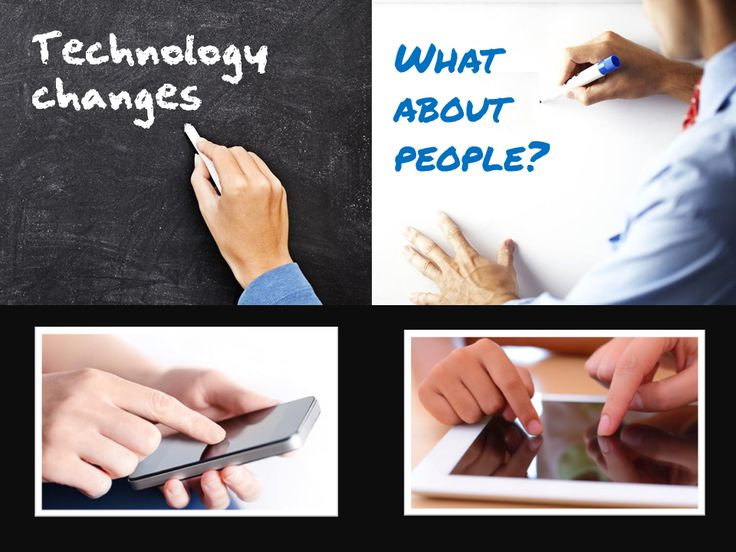 Technology changes. But does that mean it changes how we learn or just how we acquire what we need so we can learn?