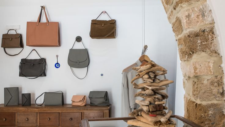 Upgrade your #outfit with Rien's handmade #leatherbags.