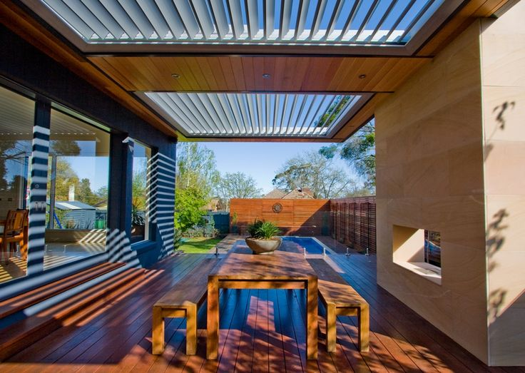 Opening Roofs - Patioworldnsw