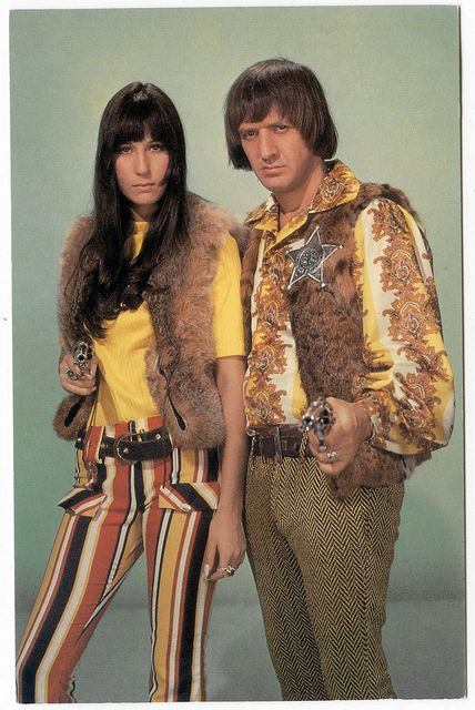 sonny & cher 1965... I got toy babe by unexpectedtales,