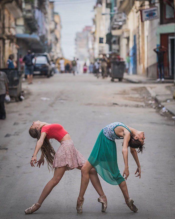 Танцоры балета на улицах Кубы (Фото) - Новости журнала - У фотографа Омара Роблеса (Omar Robles) в Инстаграме уже более 135 тысяч подписчиков - Новости Телеграф - Страница 9