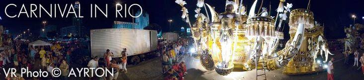 Carnival in Rio de Janeiro>