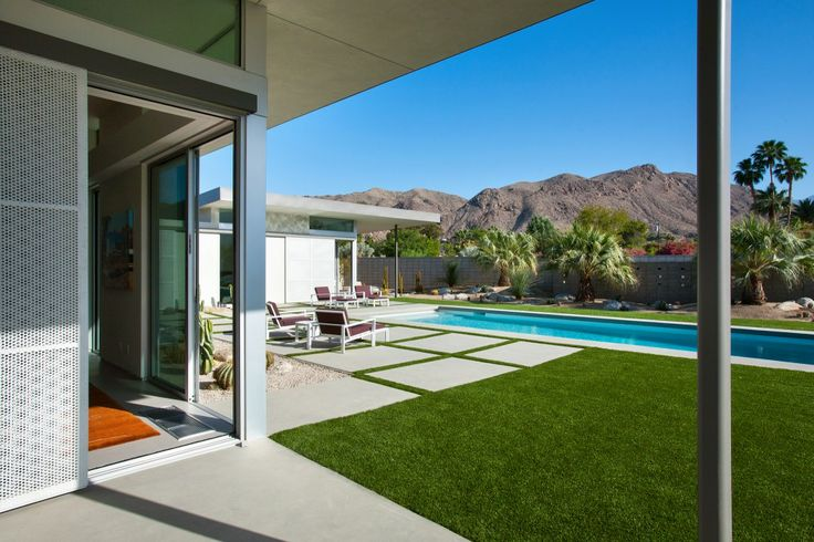 #architecture : House in Palm Springs / o2 Architecture