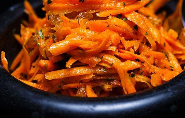 Salata de morcovi cu stafide | Nicolai Tand