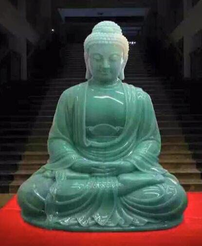 When I was ten years old, my uncle gave me a Buddha statue ...