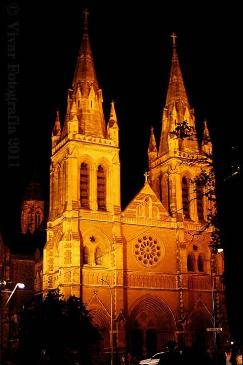St Peters Cathedral, Adelaide, South Australia  I Love the old churches in and…