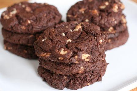 resep kue cokelat kacang praktis