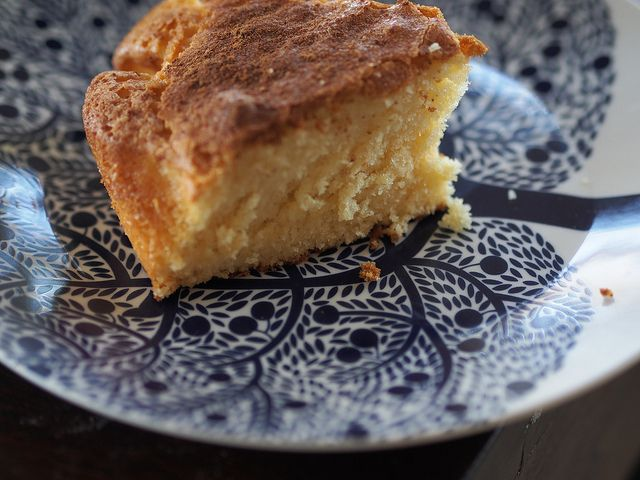 Cinnamon tea cake for Thermomix