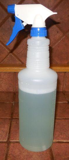 DIY: Make your own pet urine odor eliminator!