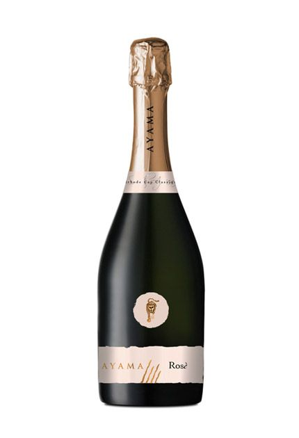 Ayama Brut Rose | Pairing Suggestion: Mackerel and Beetroot Salad | Visit www.monnig.net for recipe