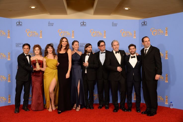 Best TV Series, Comedy: Mozart In The Jungle | Golden Globes