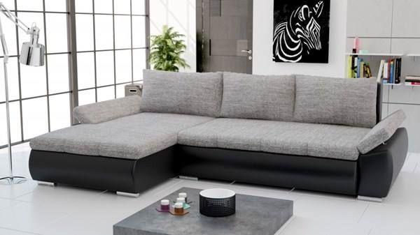 Leder Und Stoffsofa Die Perfekte Mischung Fur Jeden Stil Gunstige Sofas Sofa Stoff Moderne Couch