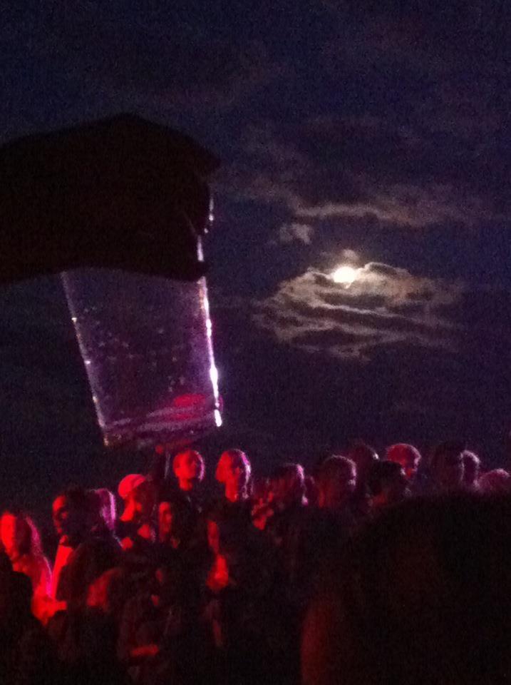 #Roskilde #Festival #FullMoon