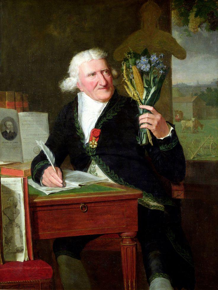 Antoine Parmentier, pionnier de la gastronomie moléculaire