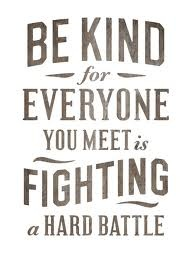 This is true, you never know what someone else is going through: Remember This, Be Nice, Simon Walker, Be Kind, So True, Favorite Quotes, Bekind, True Stories, Kind Matter
