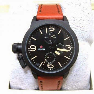 Jam Tangan Expediiton E-6339 Black Brown RP 840,000 | BB : 21F3BA2F | SMS :083878312537