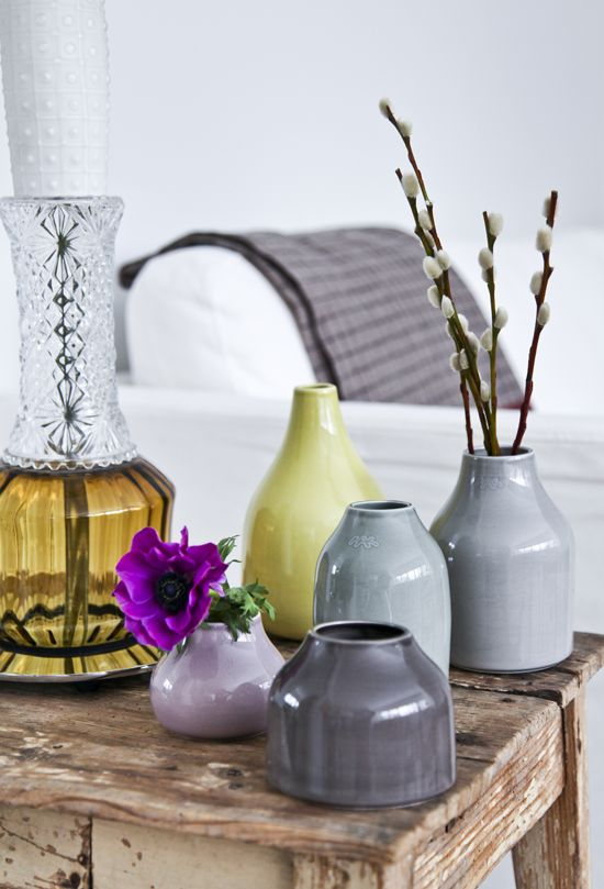 STYLIZIMO BLOG: Spring and Love Songs from Kähler #vases