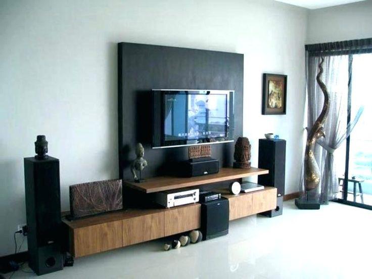 flat screen tv mounted on wall ideas mount ideas hanging