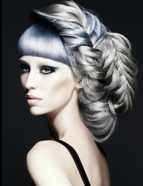 Hair color trends 2012