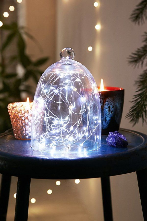Urban outfitters galaxy string lights home decor indoor - Indoor string light decoration ideas ...