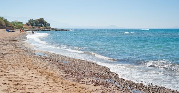 Pigianos Kampos beach