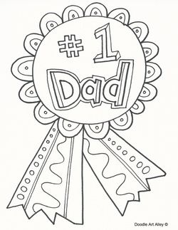 Father's Day doodles