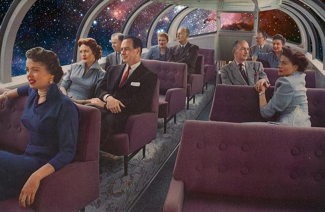 Space Oddity by Marina Molares