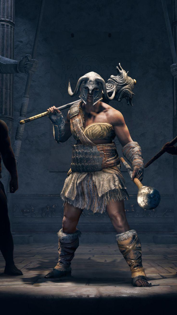 Assassin S Creed Odyssey Season Pass Dlc Video Game 1080x1920 Wallpaper Assassins Creed Odyssey Ancient Warriors Assassins Creed
