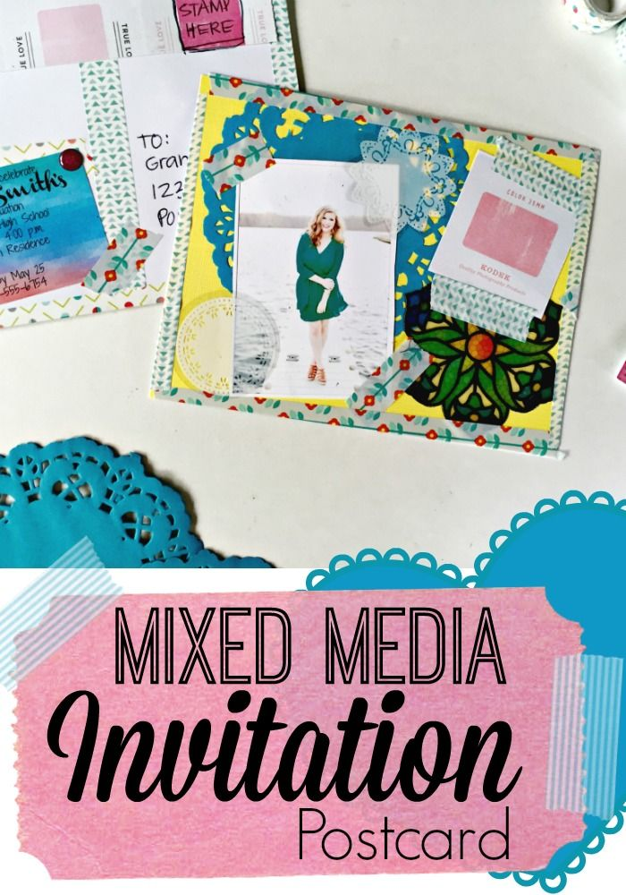 15 best DIY Party Invitations images on Pinterest | Birthday parties ...