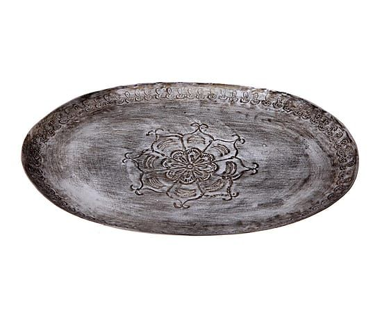 Bandeja de metal Antique