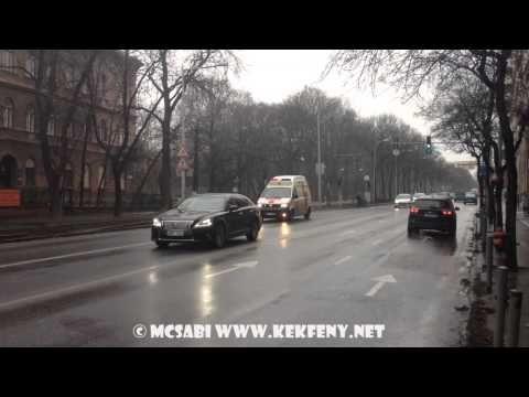 Volkswagen Transporter - Aranyszív Ambulance Kft.