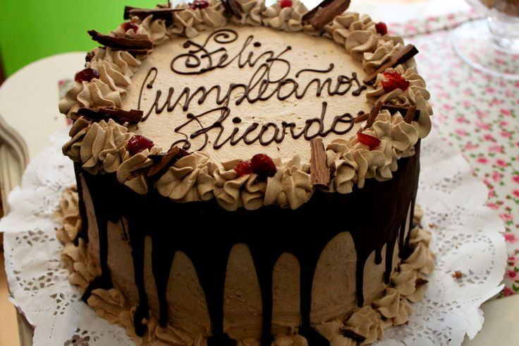 https://flic.kr/p/NfnVUj | Torta de Chocolate artesanal | www.omigretchen.de de La Unión, Chile